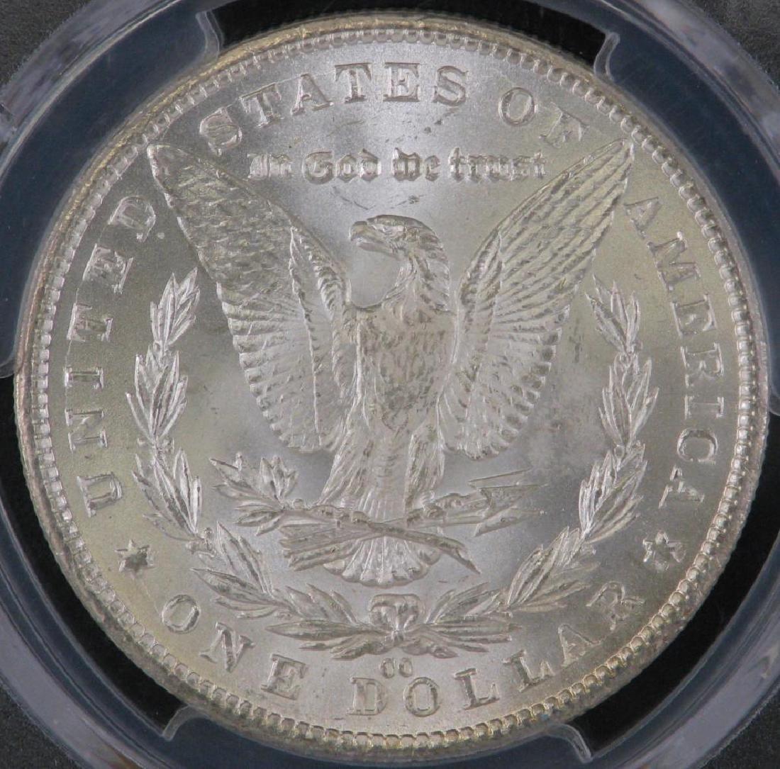 1881-CC Morgan Dollar PCGS MS64 - 4