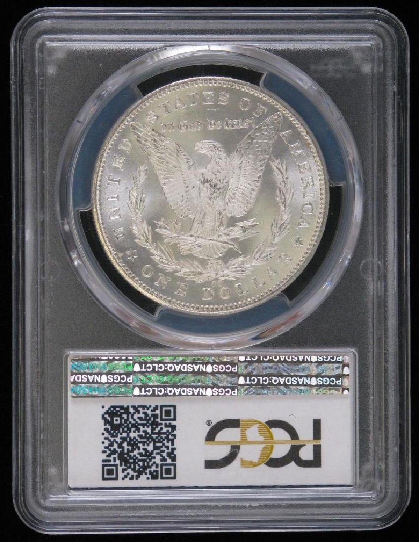 1884-CC Morgan Dollar PCGS MS64 - 2