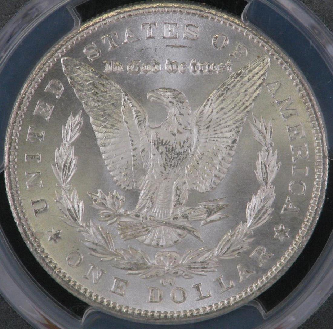 1884-CC Morgan Dollar PCGS MS64 - 4