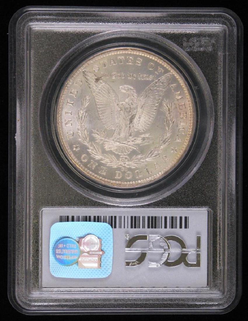 1882-CC Morgan Dollar PCGS MS64 - 2