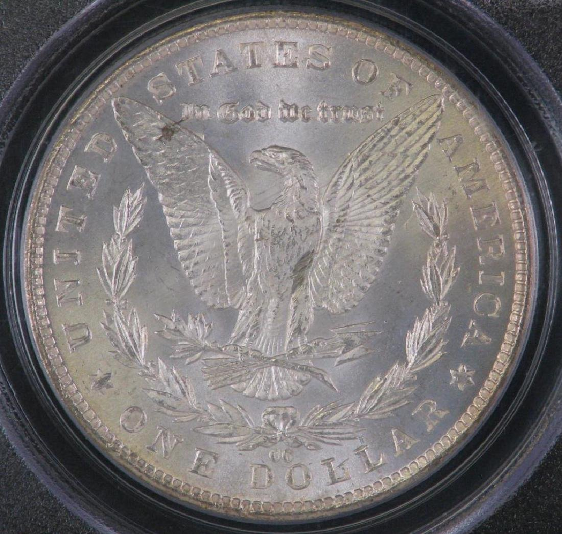 1882-CC Morgan Dollar PCGS MS64 - 4