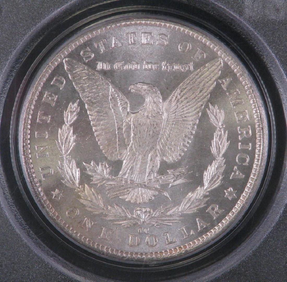 1883-CC Morgan Dollar PCGS MS64PL - 4