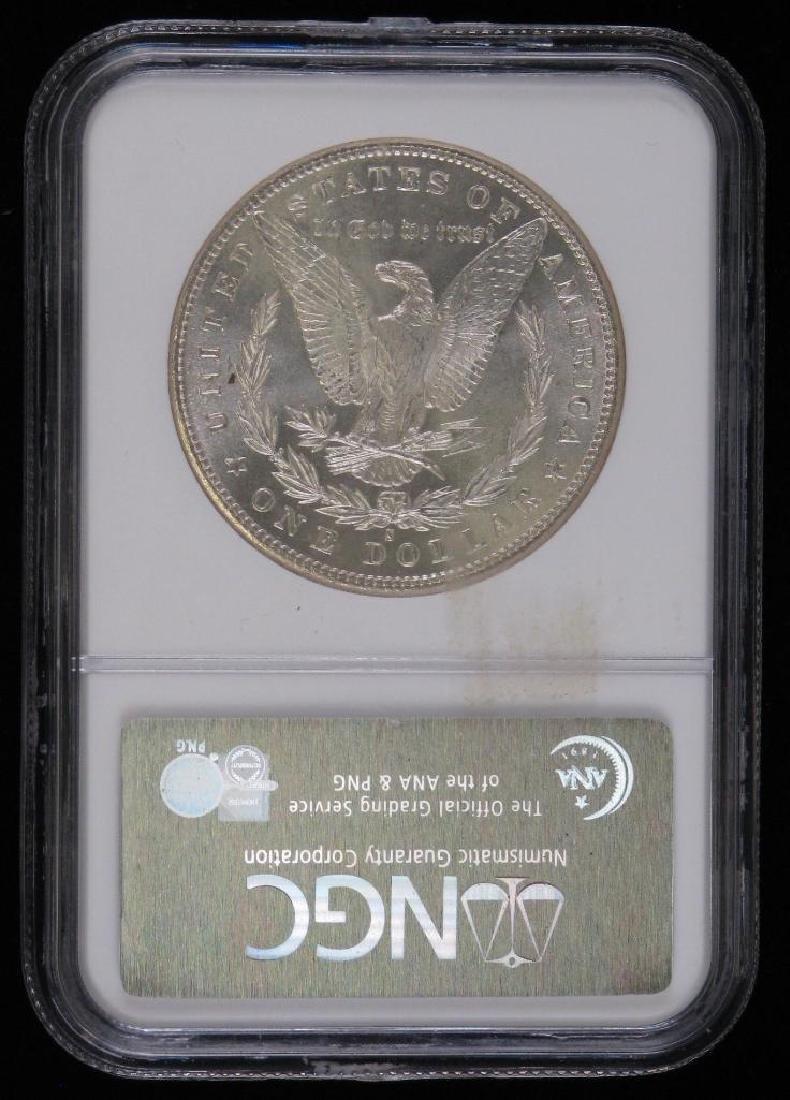 1881-S Morgan Dollar NGC MS65 - 2