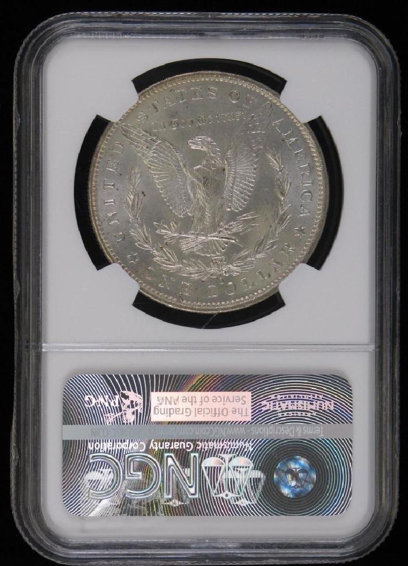 1883-O Morgan Dollar NGC MS65+ CAC - 2