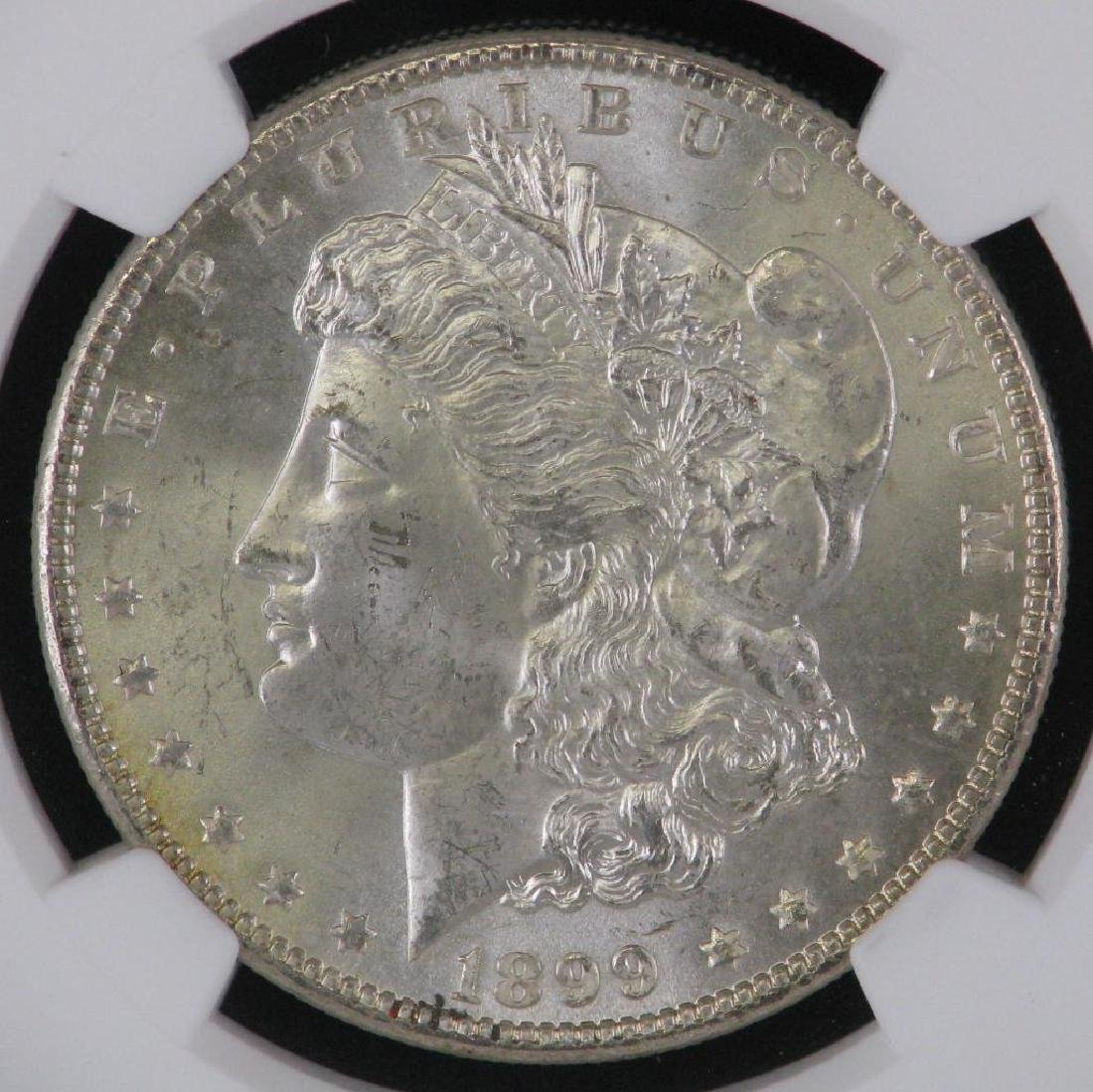 1899-P Morgan Dollar NGC MS64+ - 3