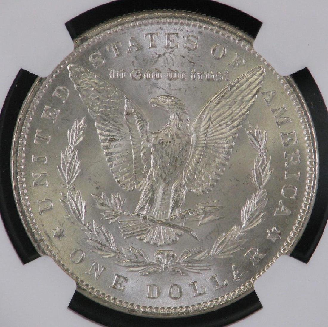 1899-P Morgan Dollar NGC MS64+ - 4