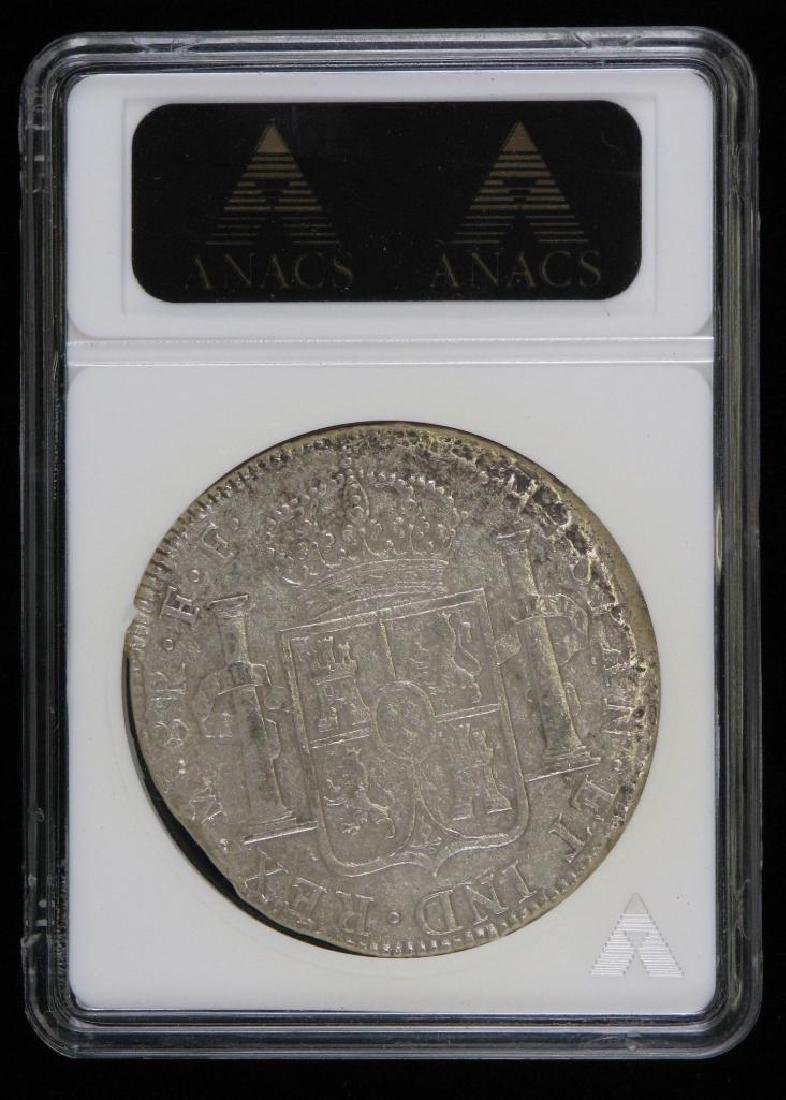 Mexico 1783-Mo FF 8 Reales - 2