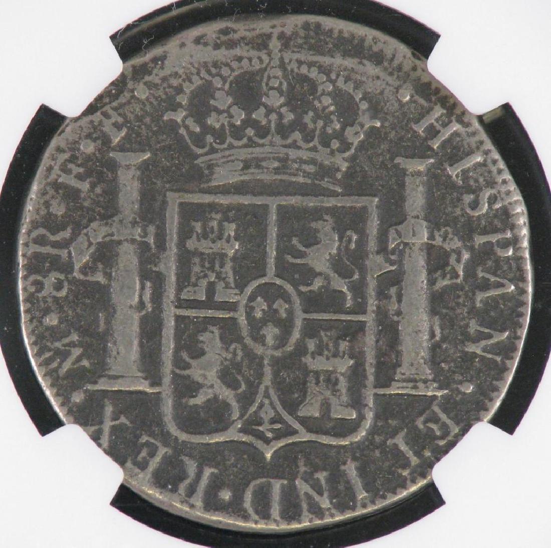 Mexico 1783-Mo FF 8 Reales - 4