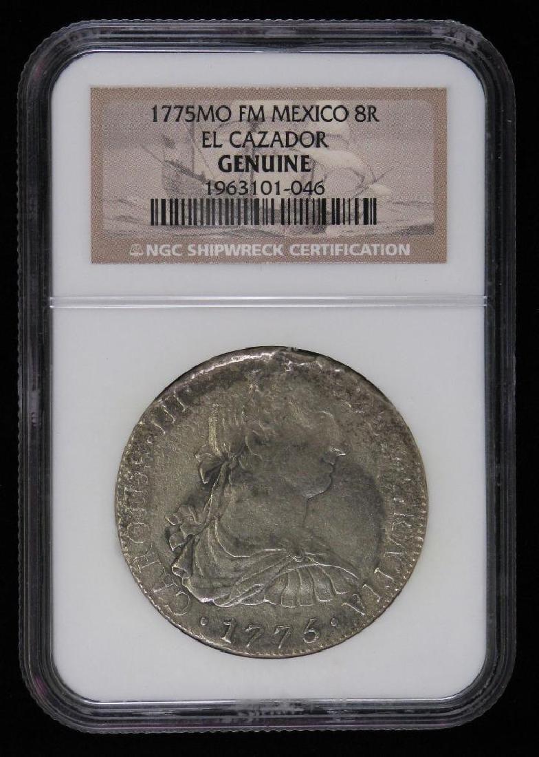 Mexico 1775-Mo FM 8 Reales