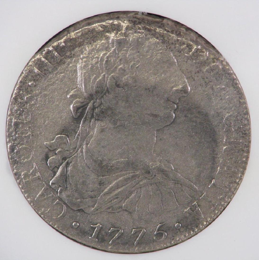 Mexico 1775-Mo FM 8 Reales - 3