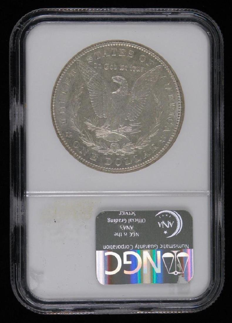 1902-PÊMorgan Dollar NGC MS63 - 2
