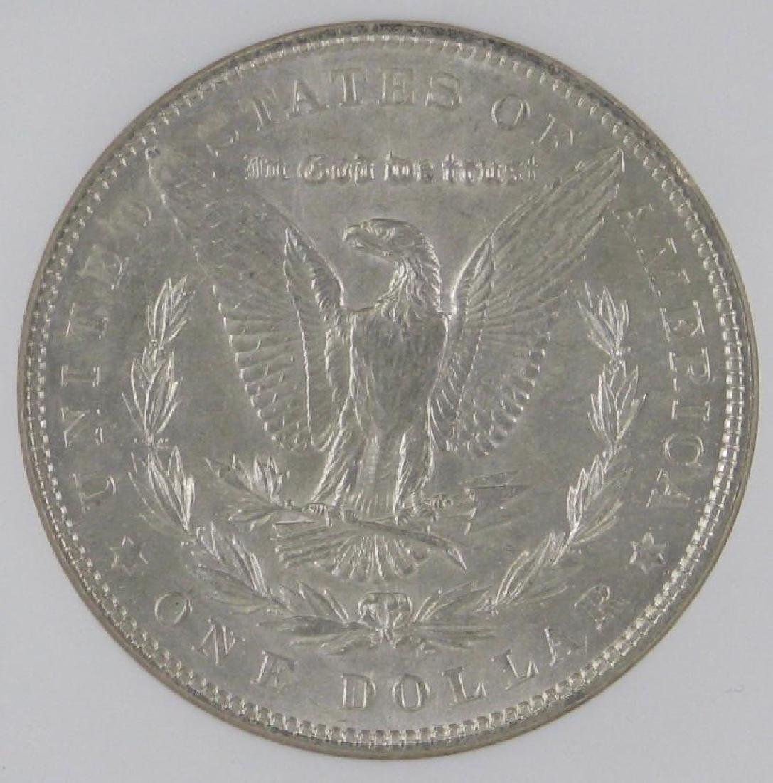 1902-PÊMorgan Dollar NGC MS63 - 4
