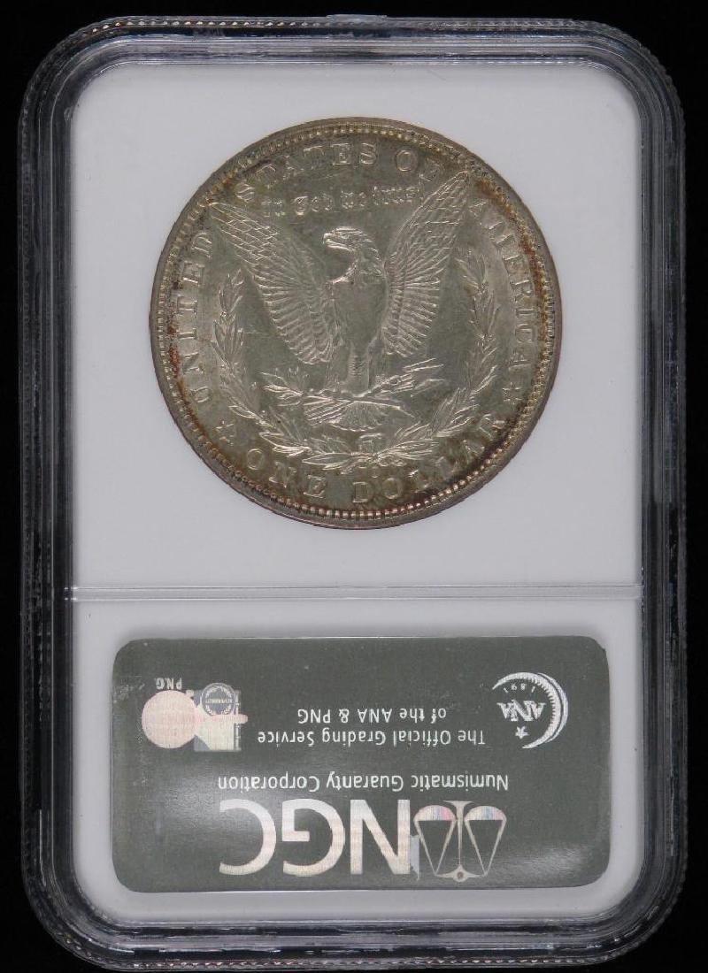 1893-O Morgan Dollar NGC AU55 - 2