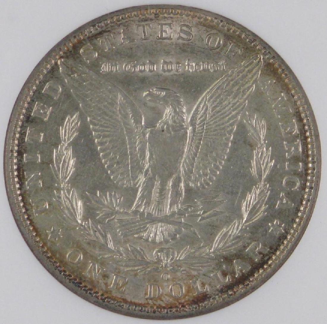 1893-O Morgan Dollar NGC AU55 - 4