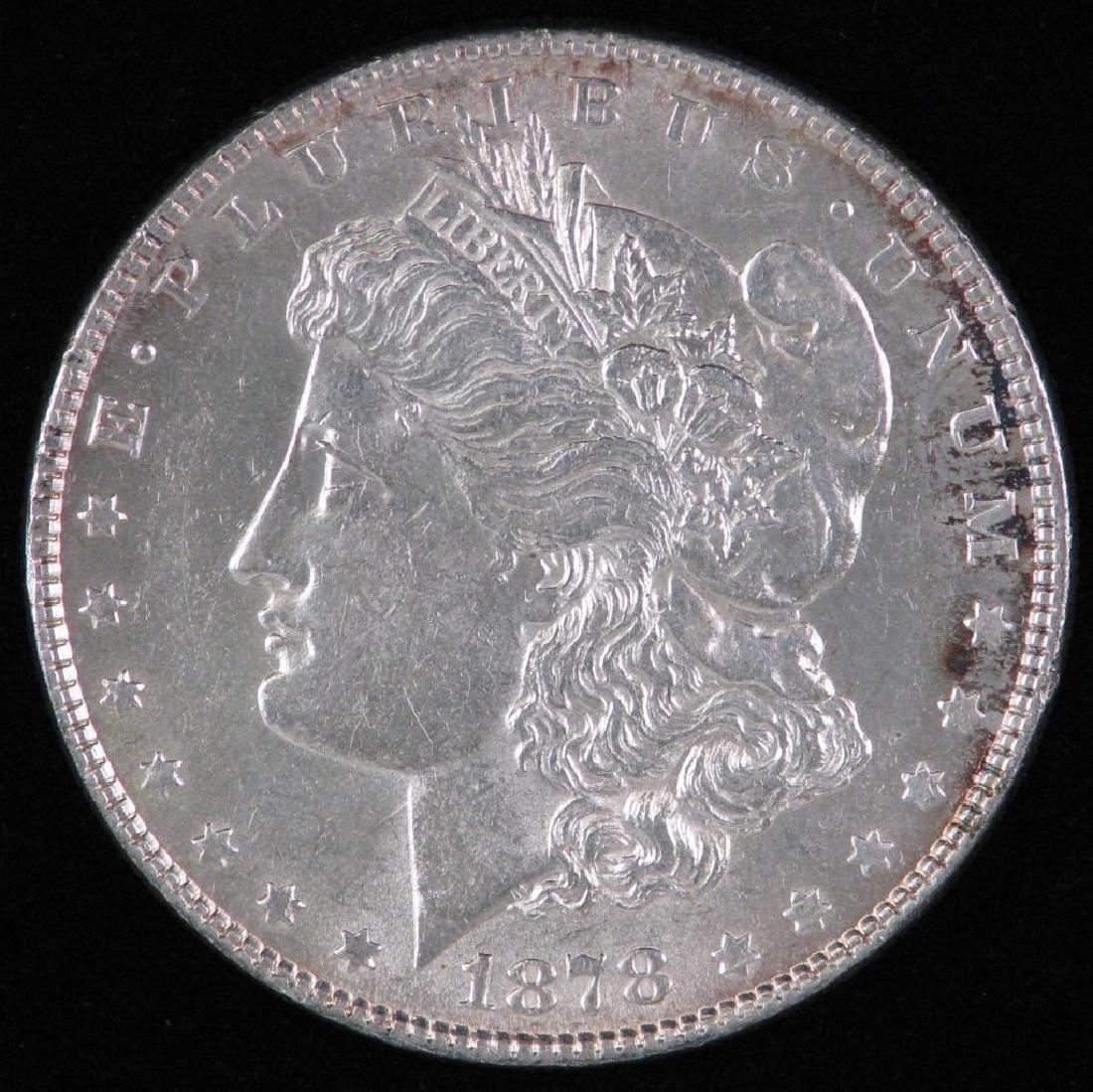 1878-P Morgan DollarÊ7TF