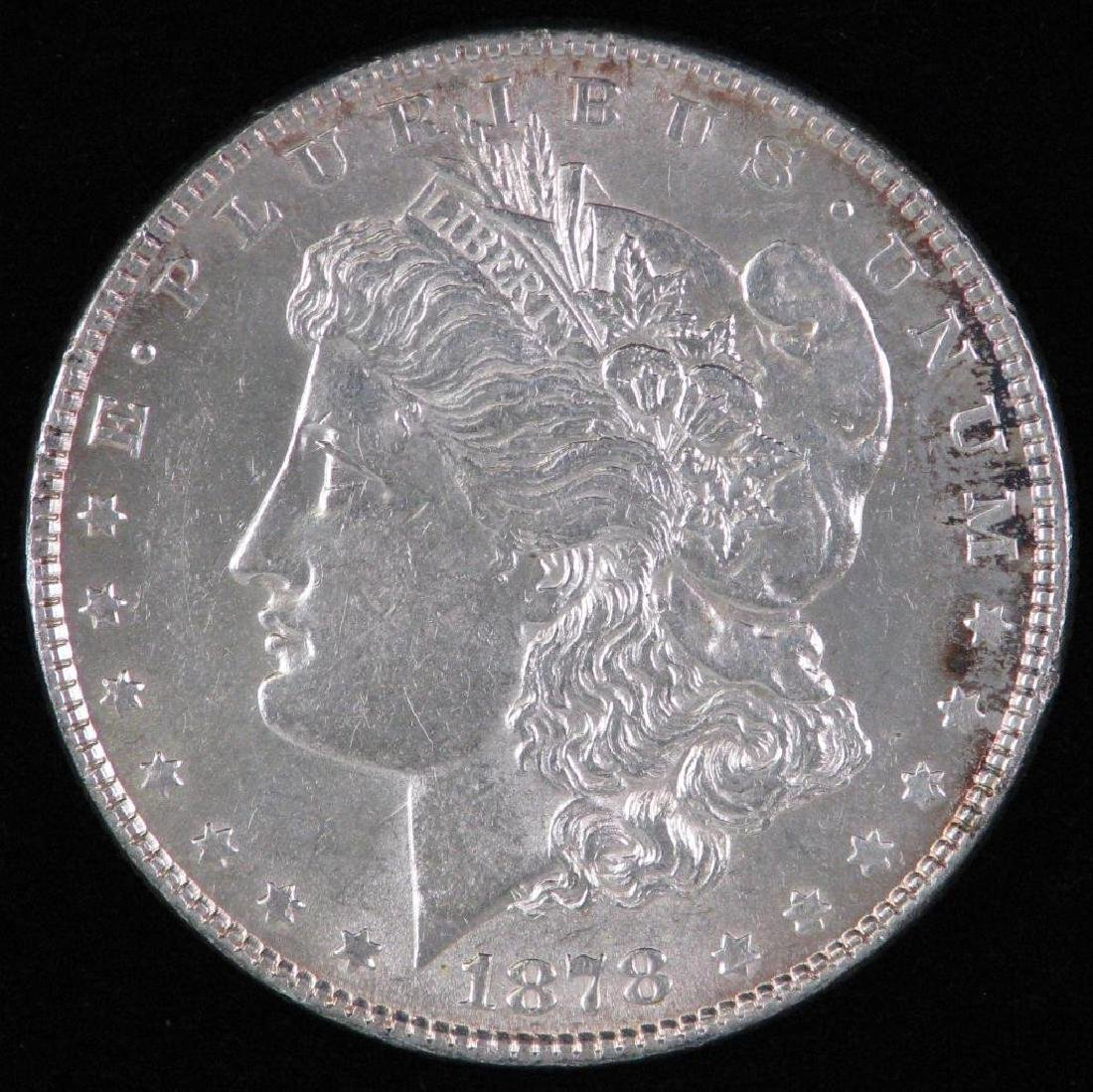 1878-P Morgan DollarÊ7TF