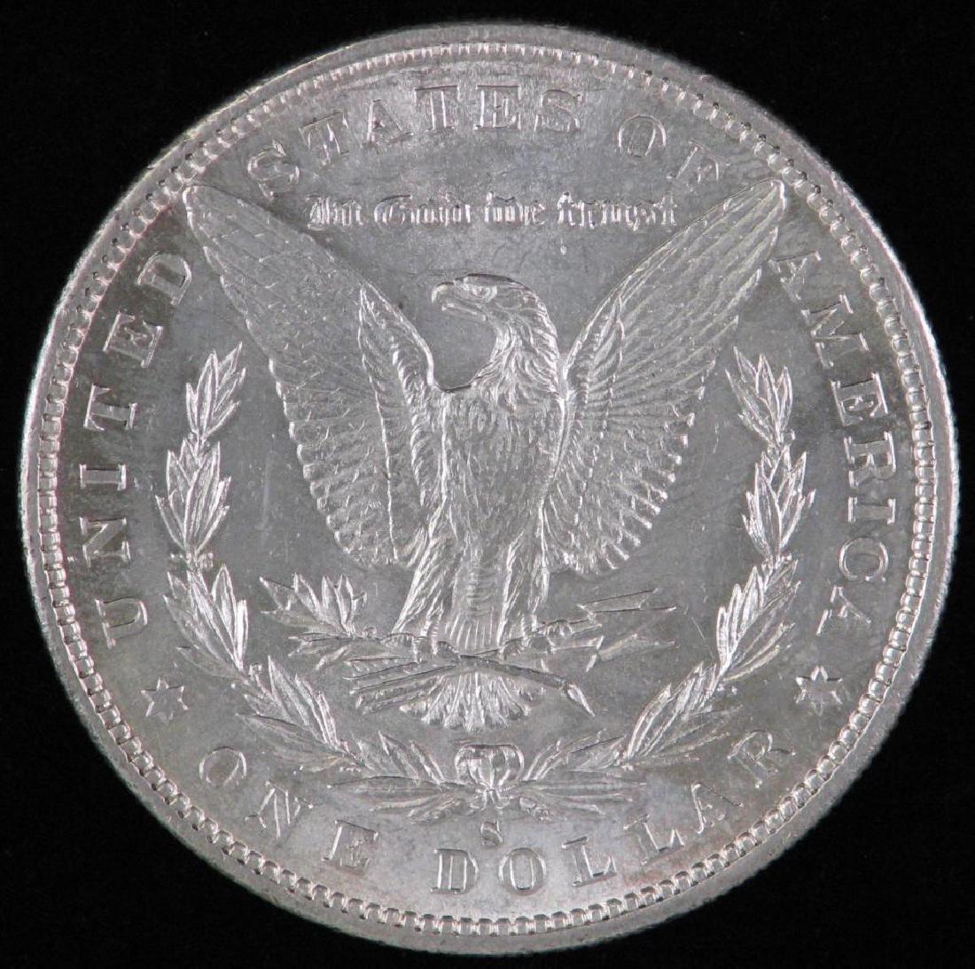 1880-S Morgan Dollar - 2