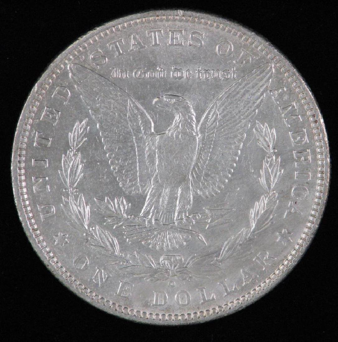 1880-O Morgan Dollar - 2