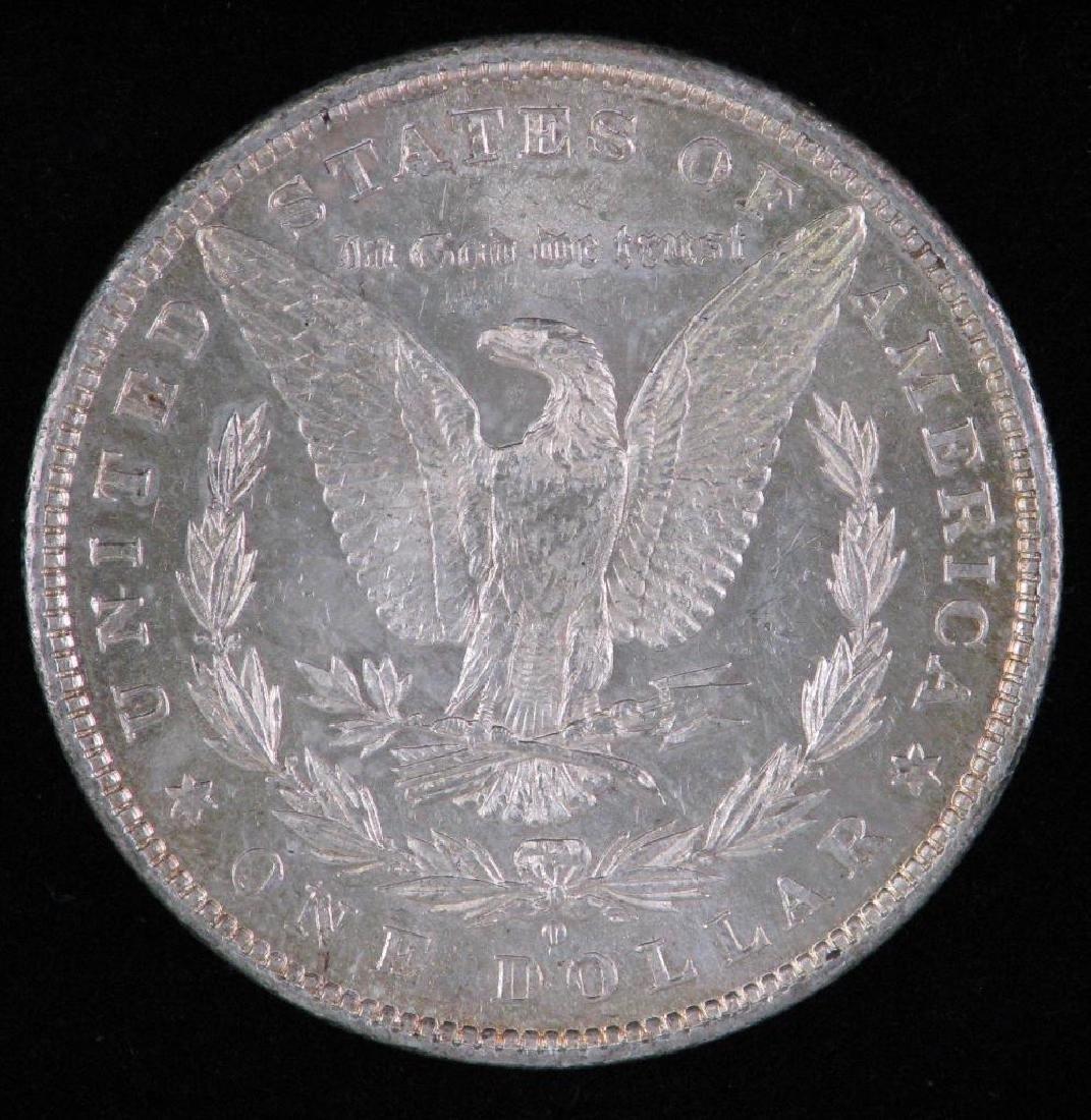 1881-O Morgan Dollar BU - 2