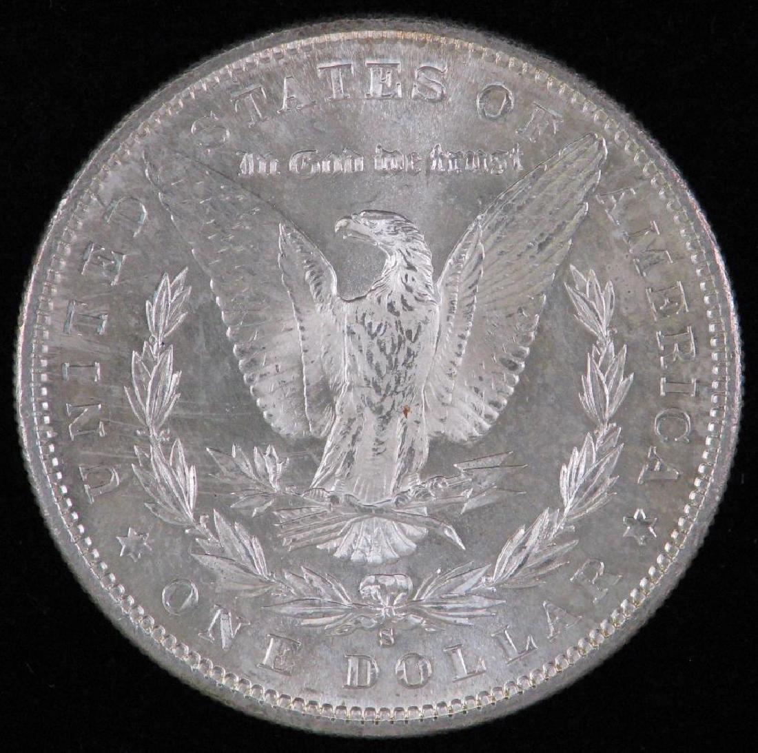 1881-P Morgan Dollar BU - 2