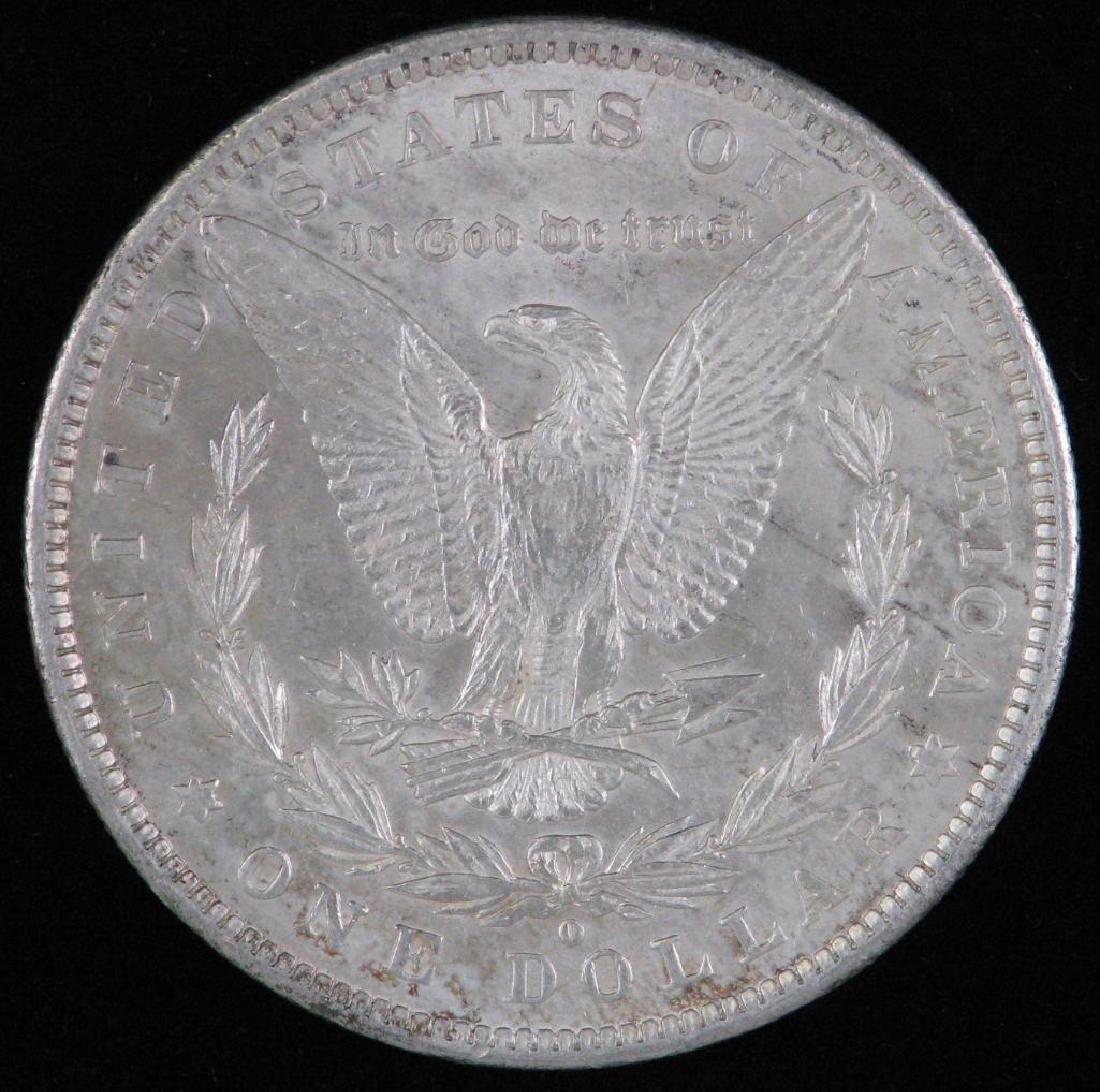 1884-O Morgan Dollar - 2