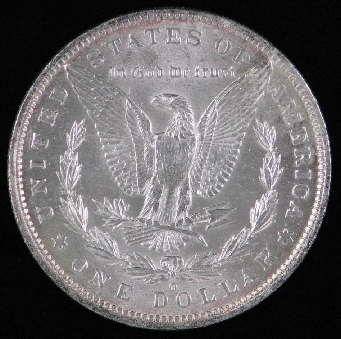 1885-O Morgan Dollar - 2
