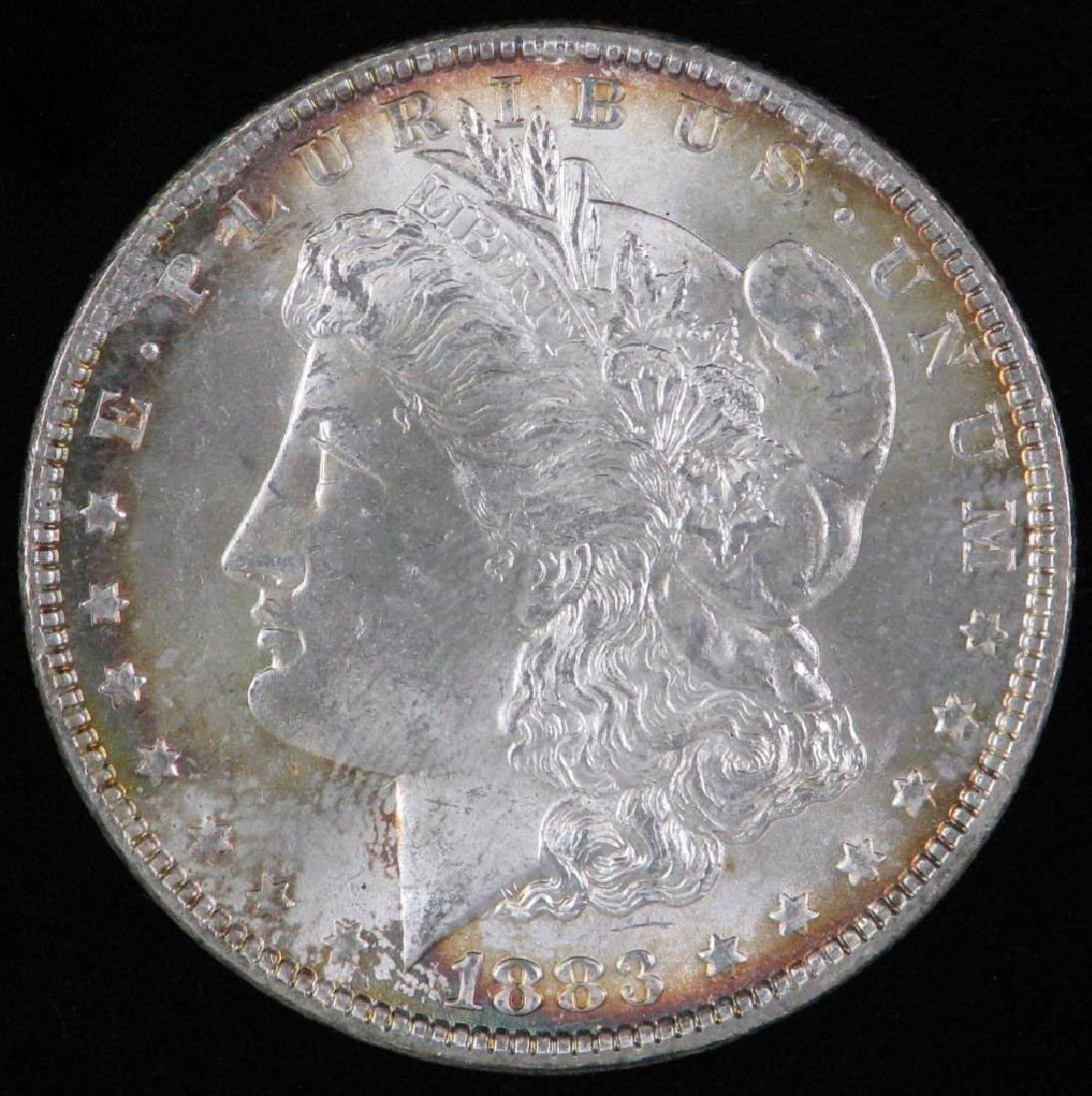 1883-P Morgan Dollar BU
