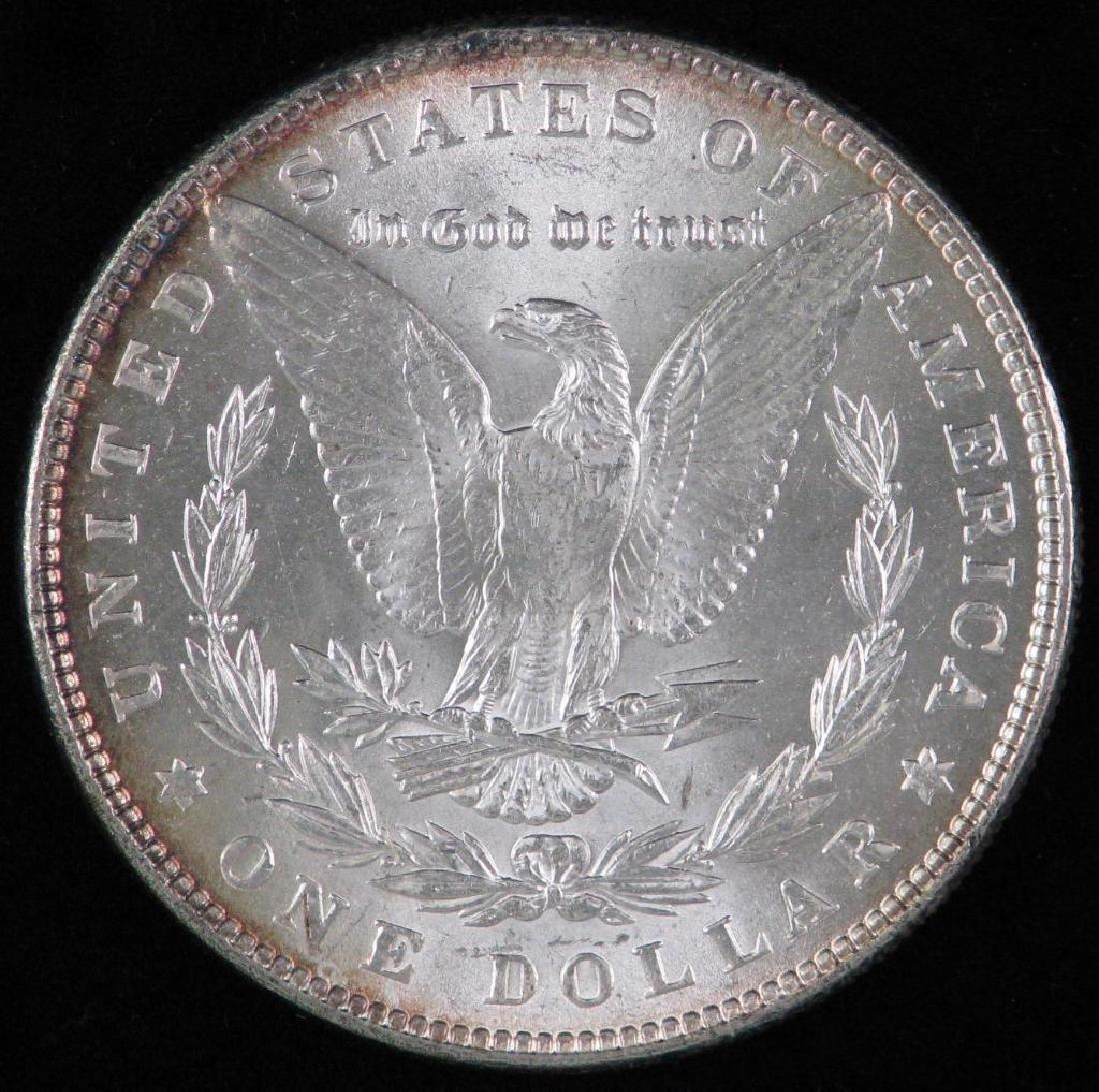 1886-P Morgan Dollar Bu - 2