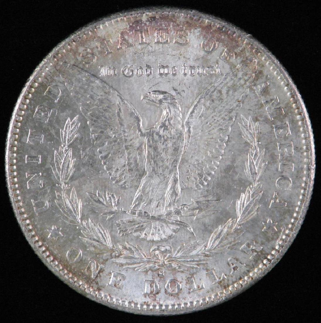1878-S Morgan Dollar BU - 2