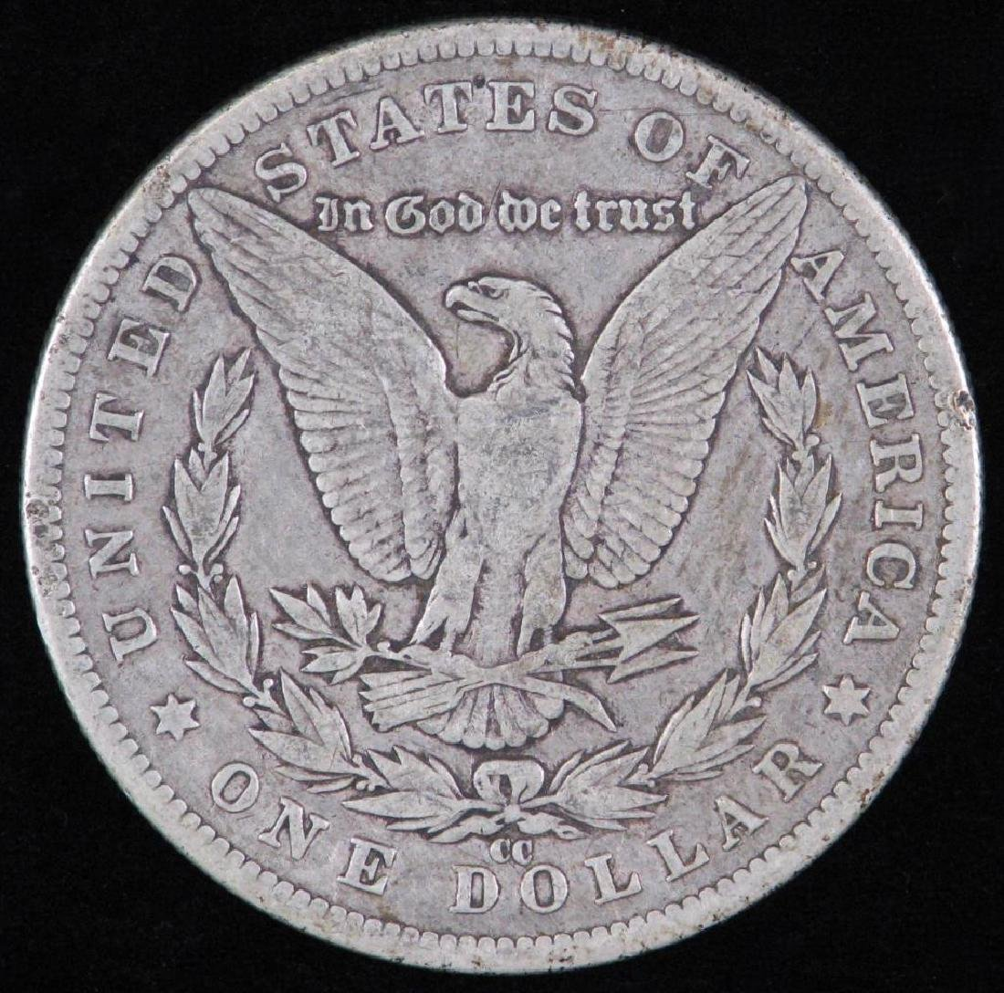 1883-CC Morgan Dollar - 2