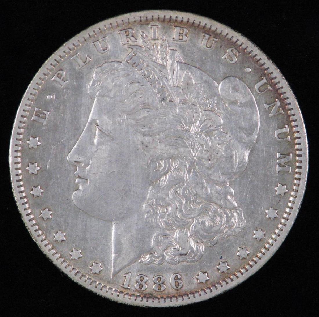 1886-O Morgan Dollar