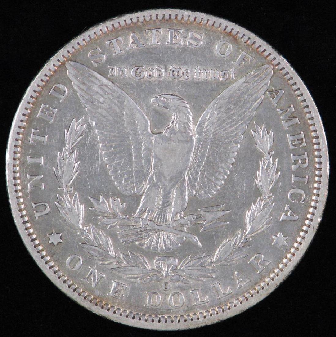 1886-O Morgan Dollar - 2