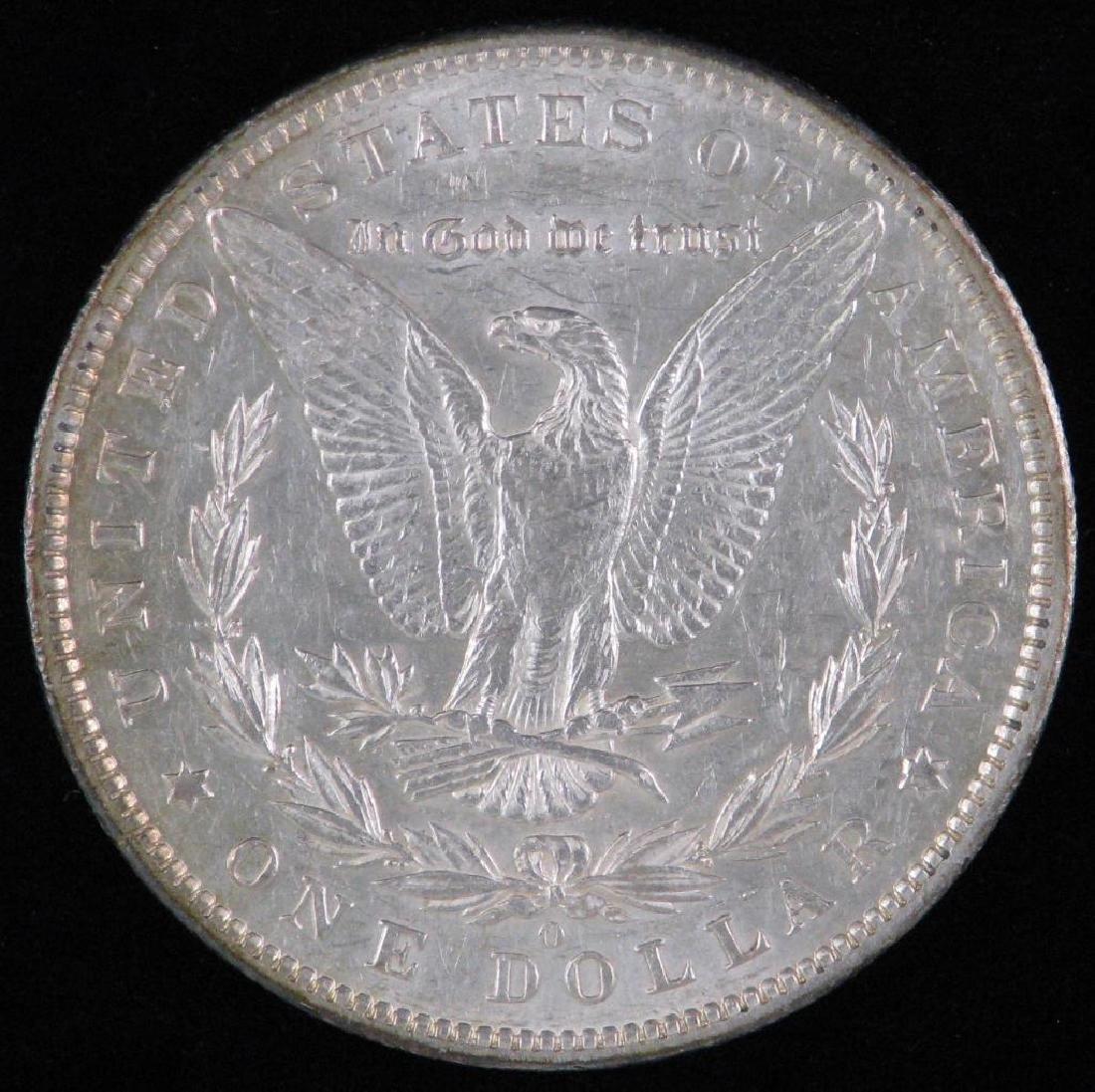 1896-O Morgan Dollar - 2