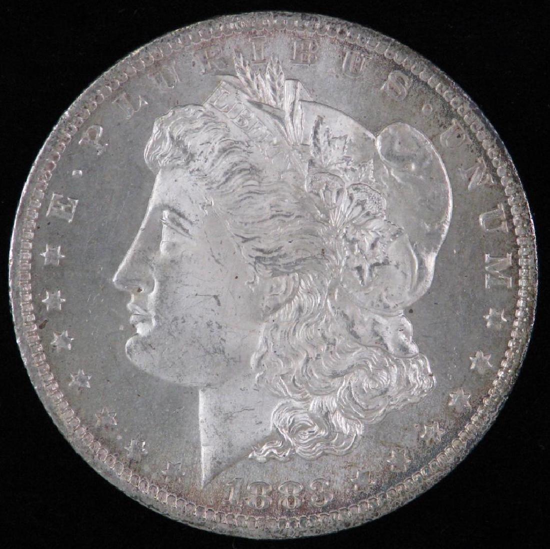 1883-O Morgan Dollar BU