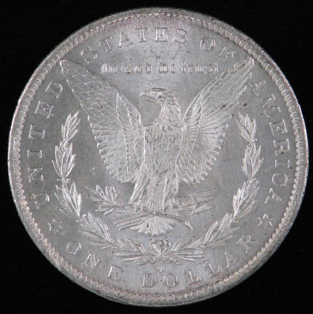 1883-O Morgan Dollar BU - 2