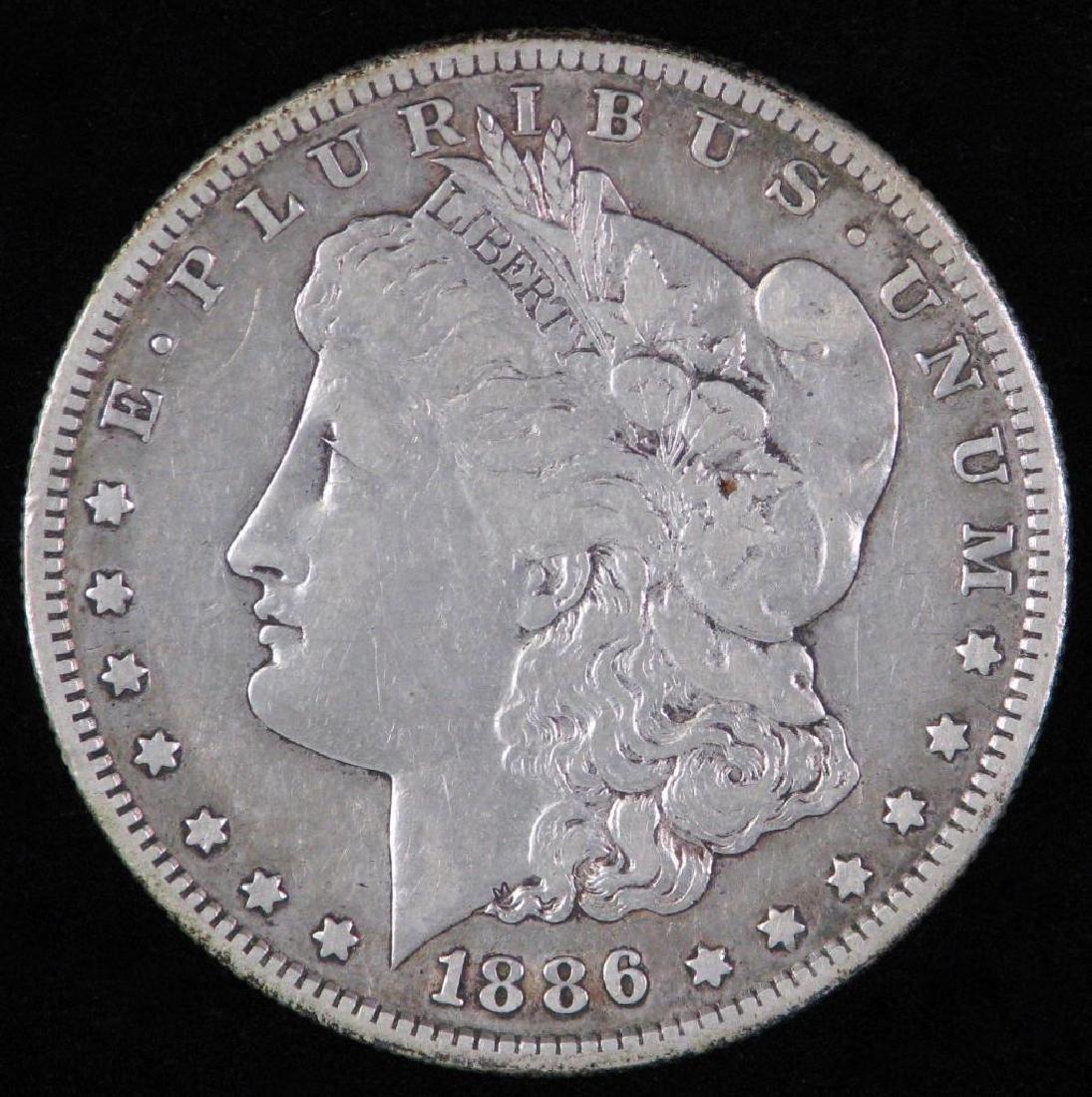 1886-S Morgan Dollar