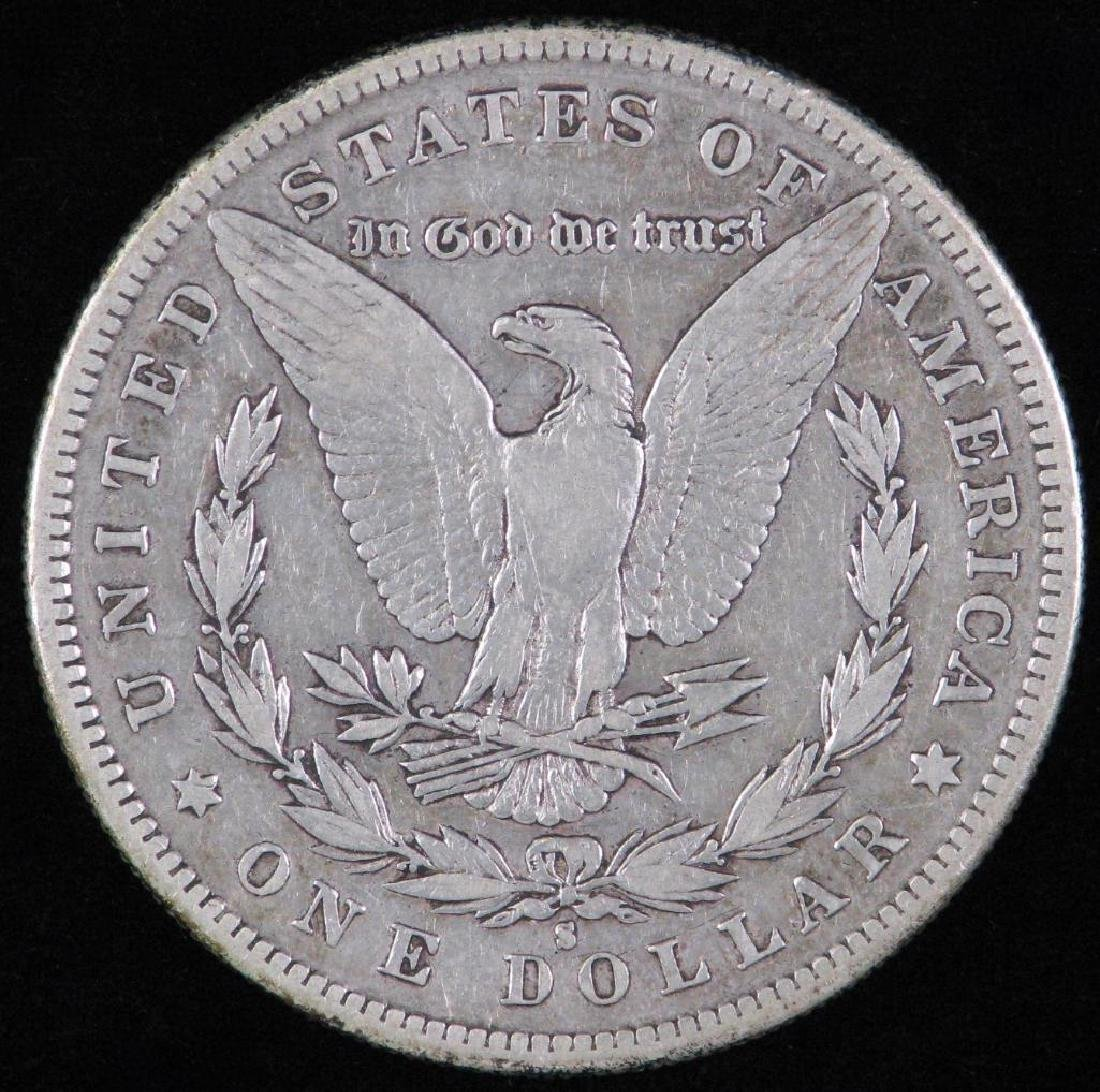 1886-S Morgan Dollar - 2