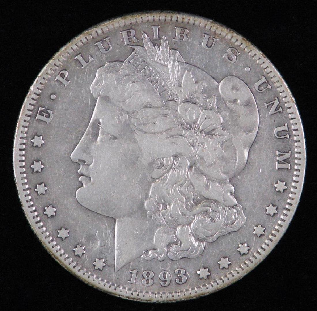 1893-S Morgan Dollar