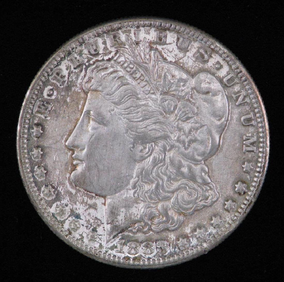 1883-S Morgan Dollar
