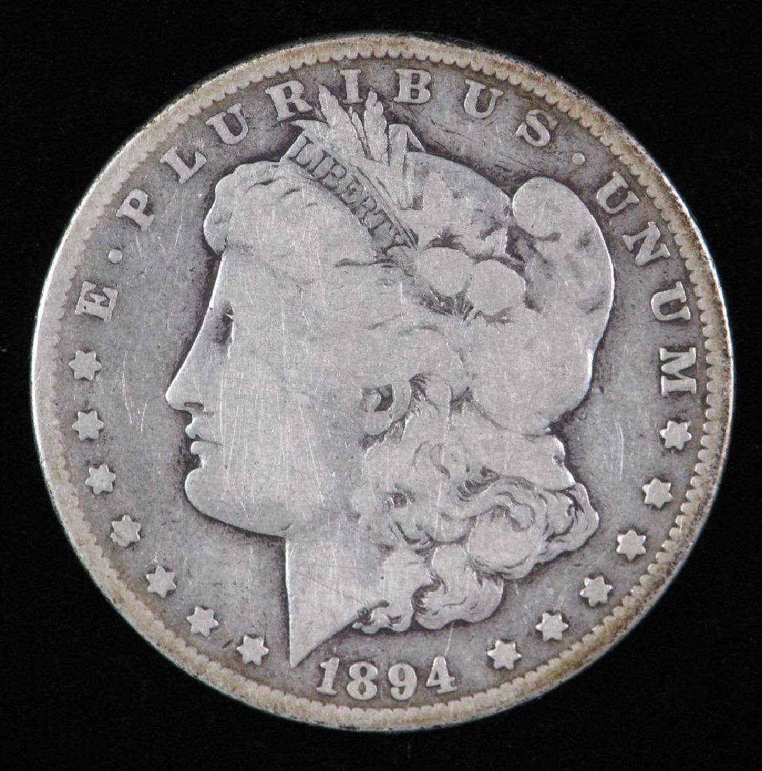 1894-P Morgan Dollar