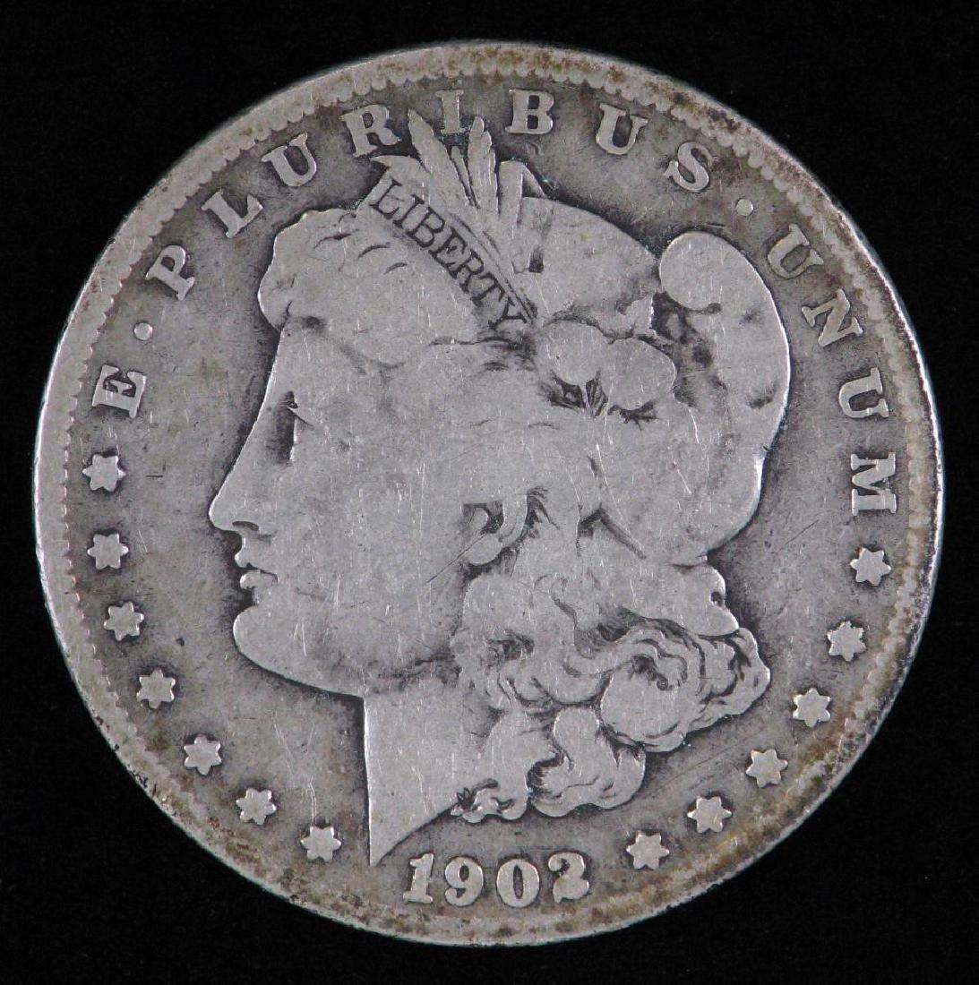1902-S Morgan Dollar