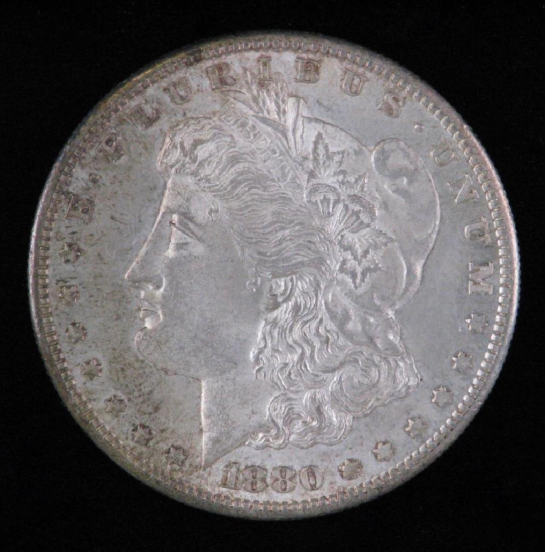 1880-S Morgan Dollar