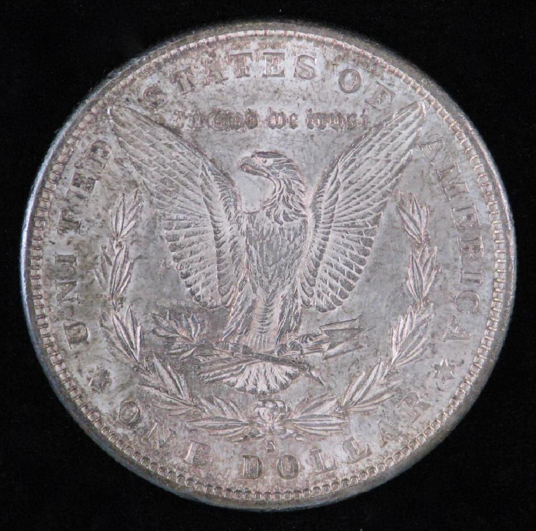 1880-S Morgan Dollar - 2