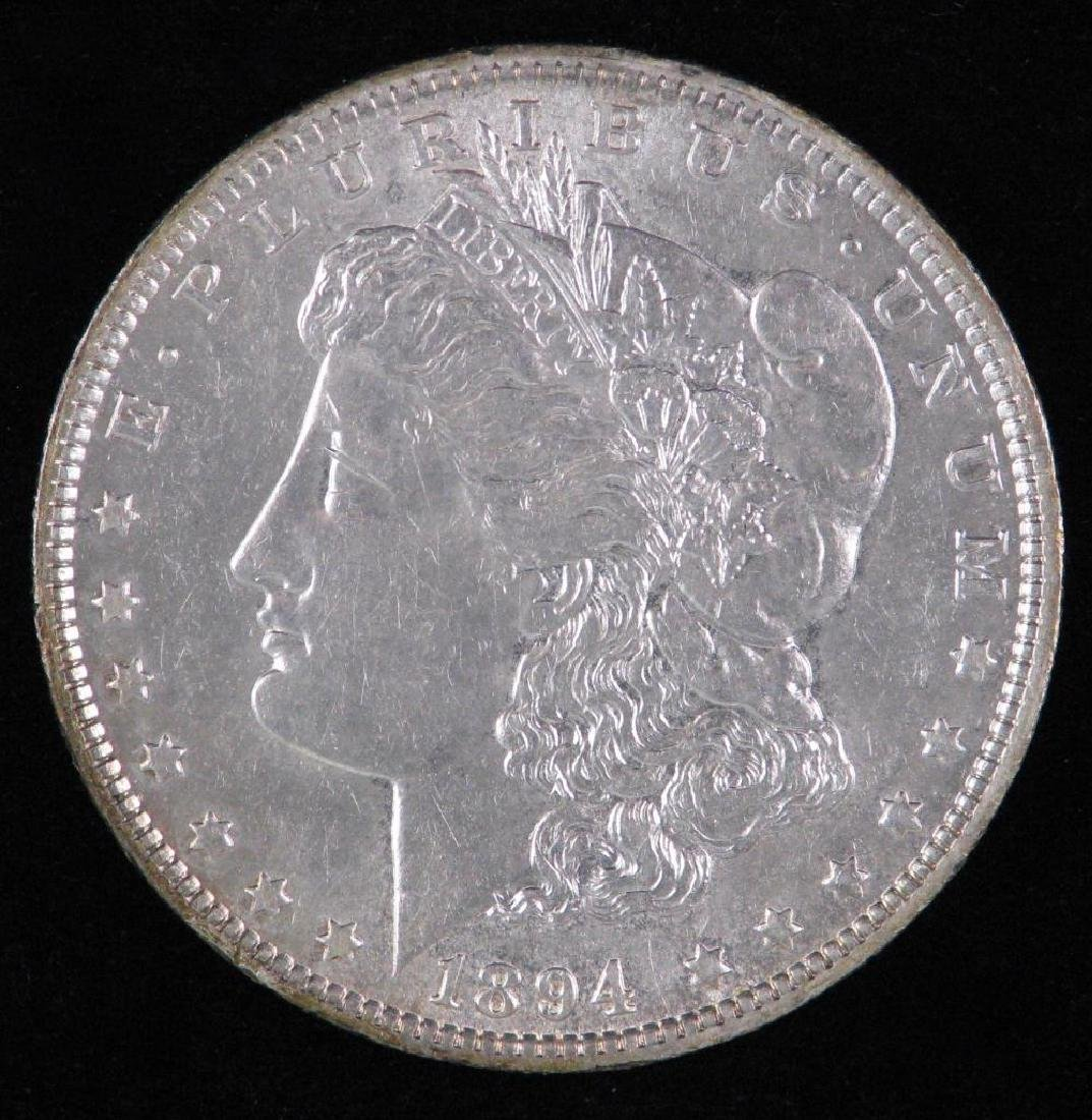 1894-O Morgan Dollar