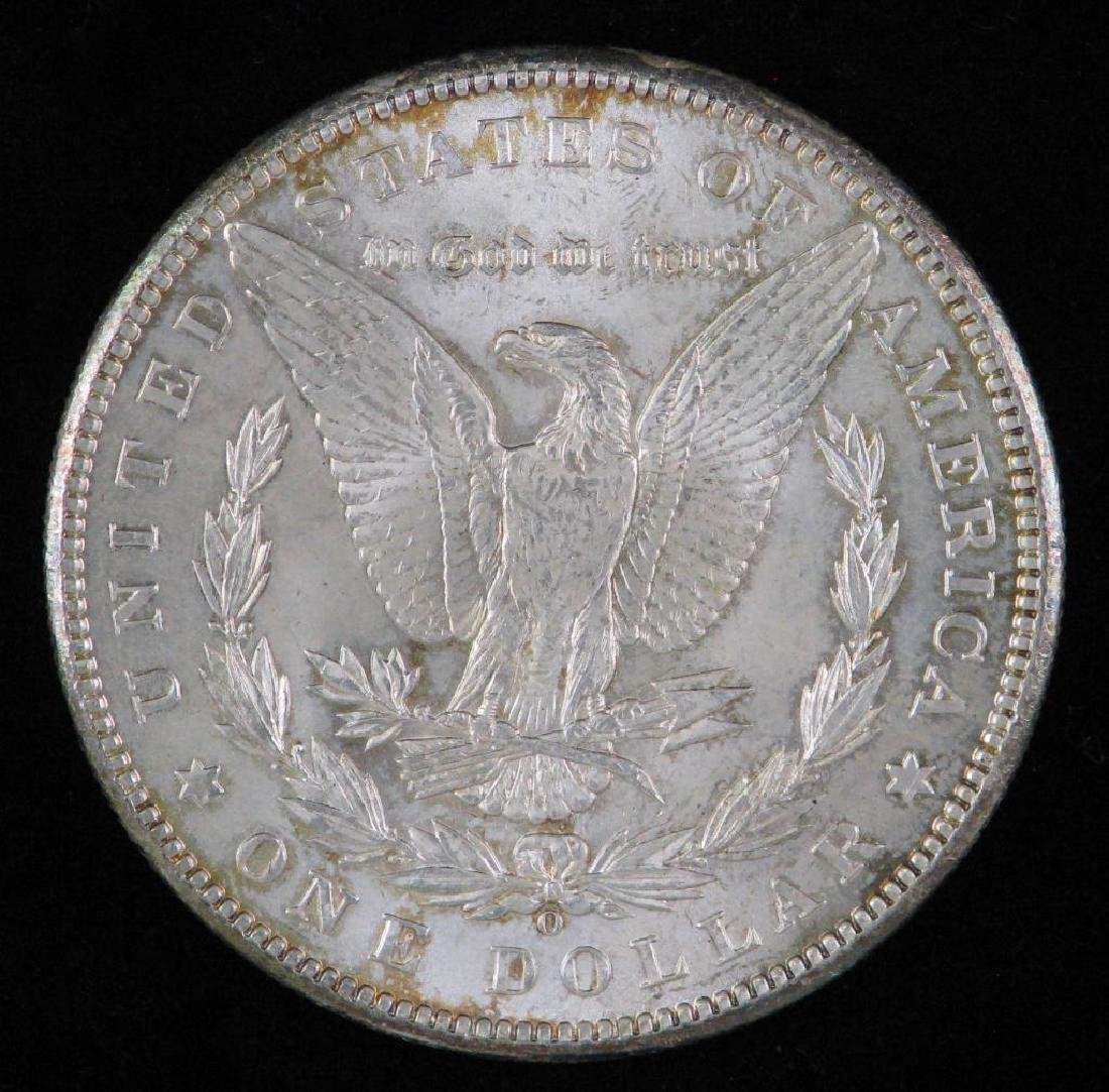 1898-O Morgan Dollar BU - 2