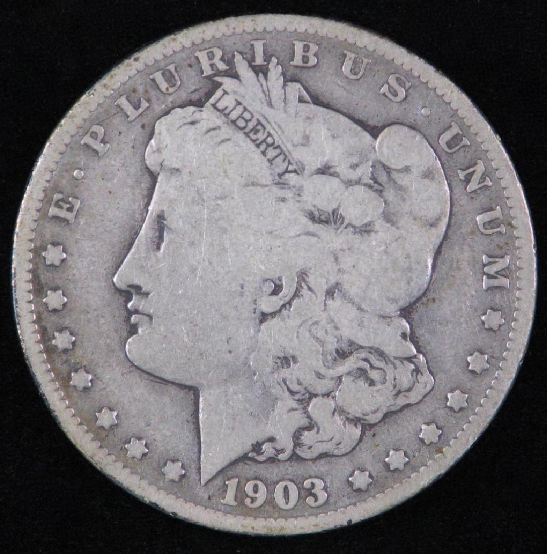 1903-P Morgan Dollar