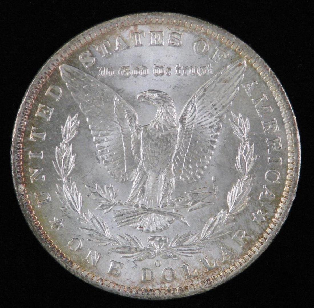 1884-O Morgan Dollar BU - 2