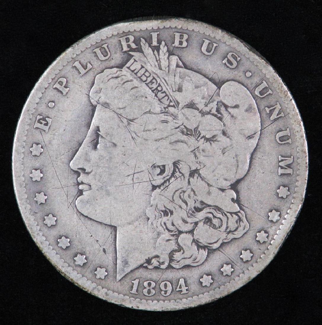 1894-S Morgan Dollar