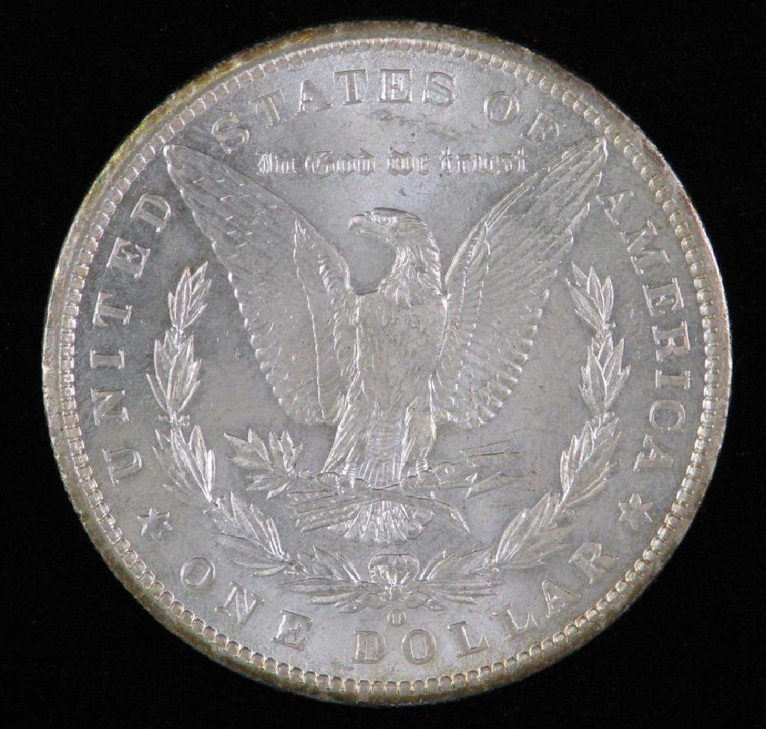 1900-O Morgan Dollar BU - 2