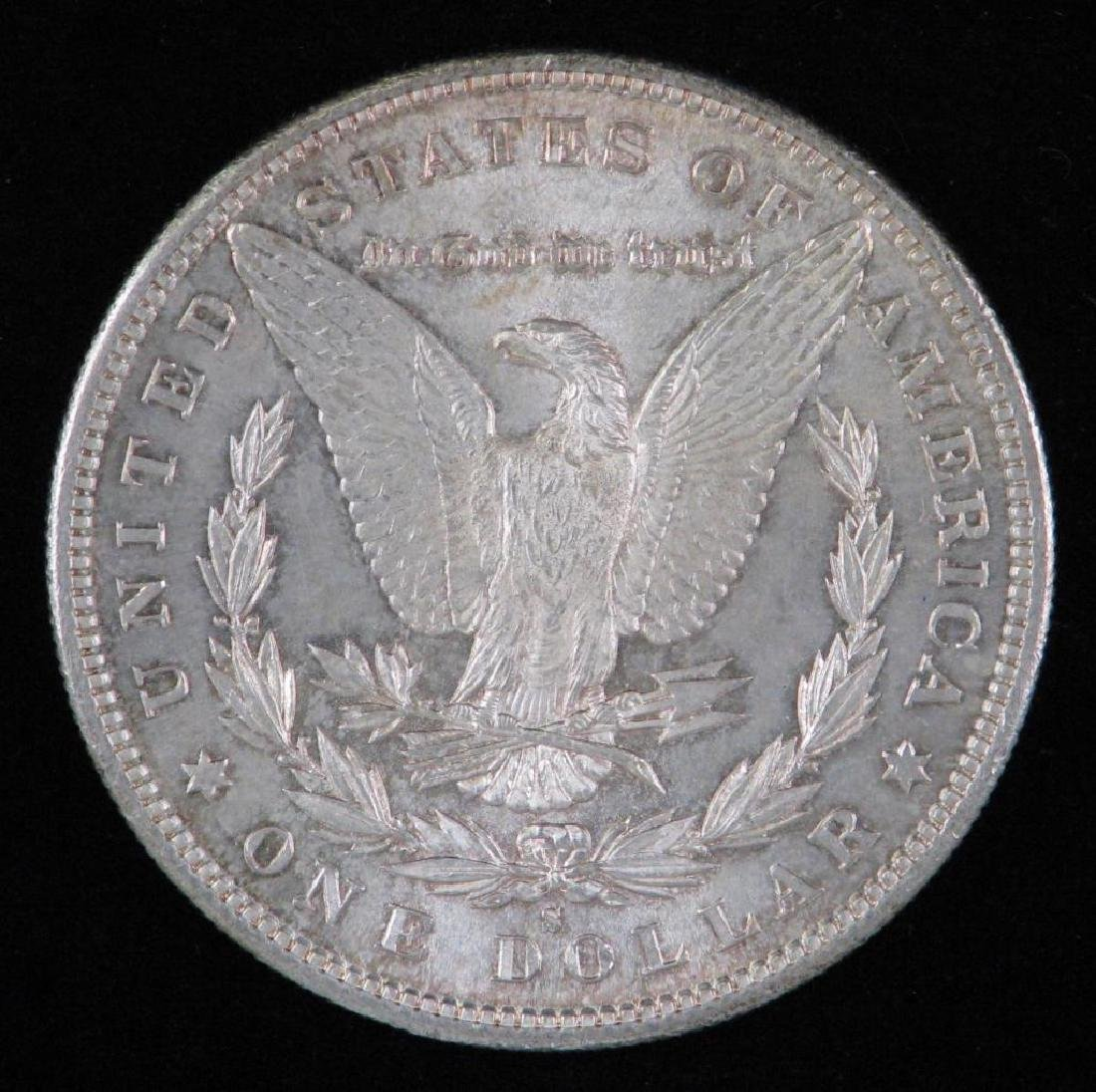 1881-S Morgan Dollar - 2